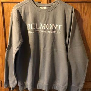 Belmont University sweatshirt